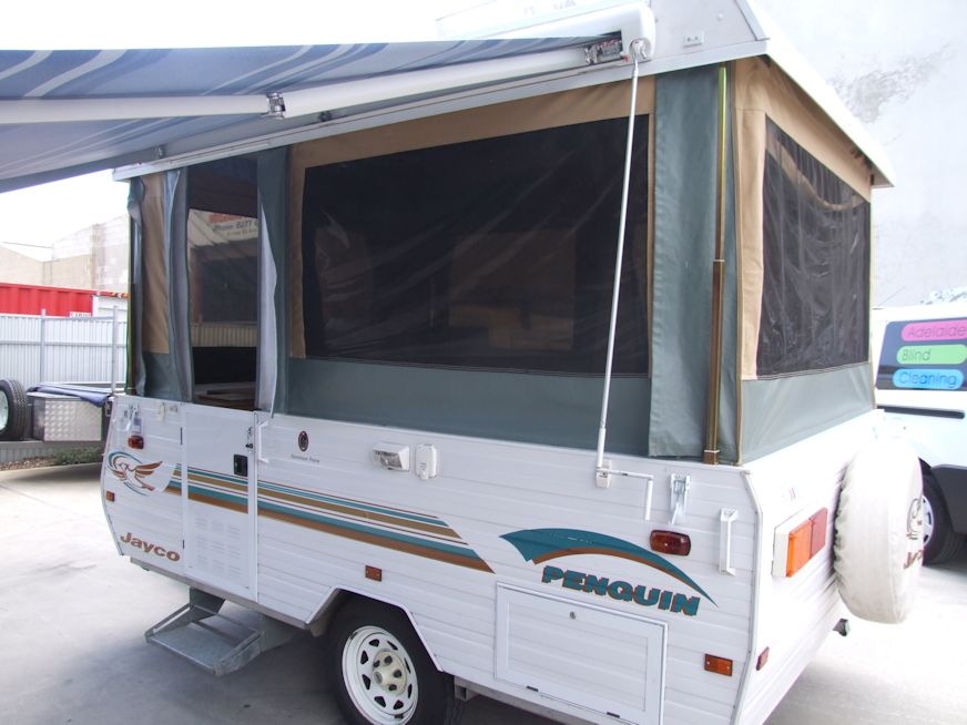 Fiamma Awning Walls Adelaide Annexe Amp Canvas
