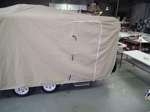 Caravan Covers Adelaide Annexe Amp Canvas