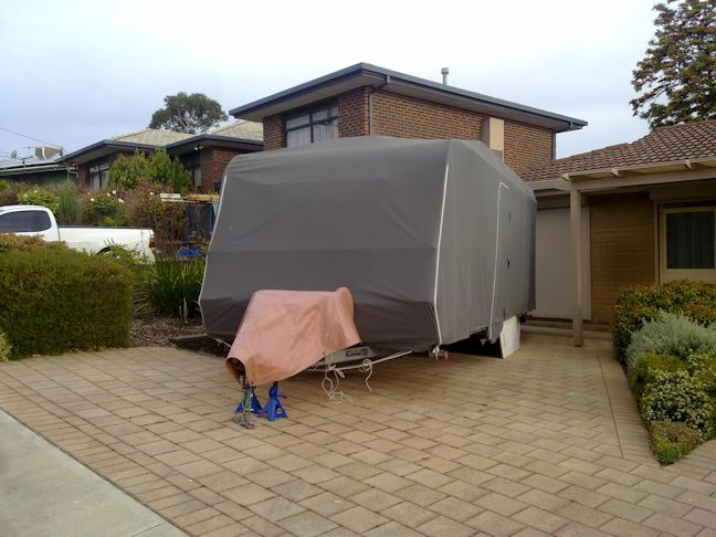 Caravan Covers Adelaide Annexe Amp Canvas