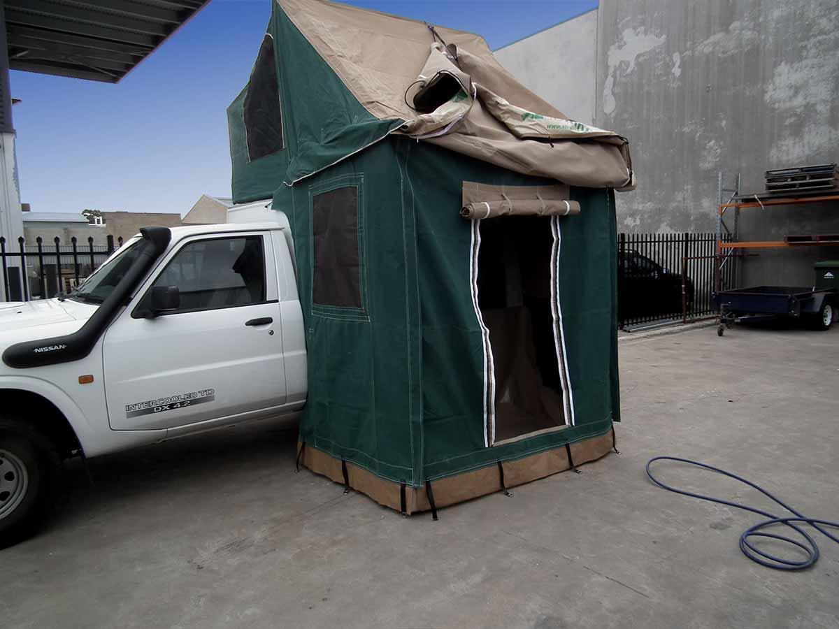 Custom Tent Trailer Annexes