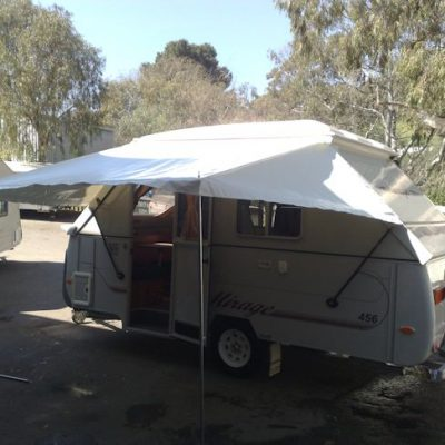 Mirage Bag Awning