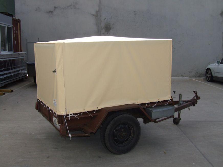 Trailer Canopies