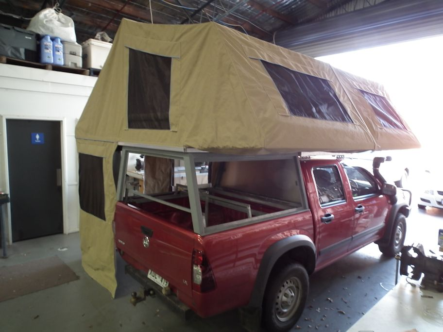 Roof Top Campers Adelaide Annexe Amp Canvas