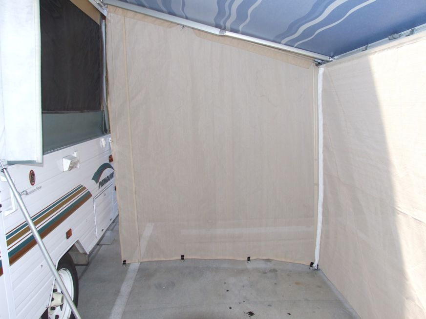 Fiamma Awning Mesh Walls Adelaide Annexe Amp Canvas