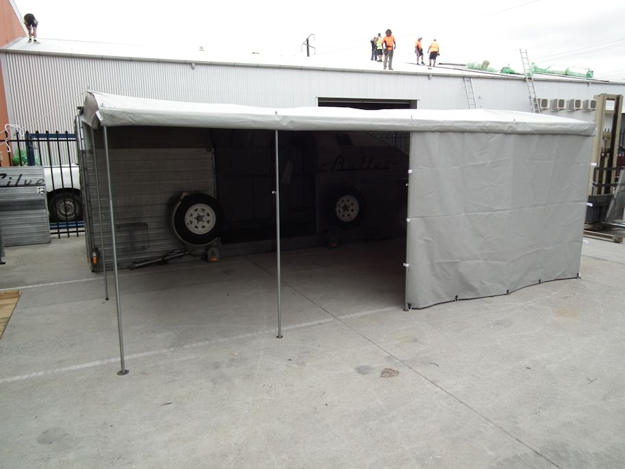 Racing Car Trailer Annexe