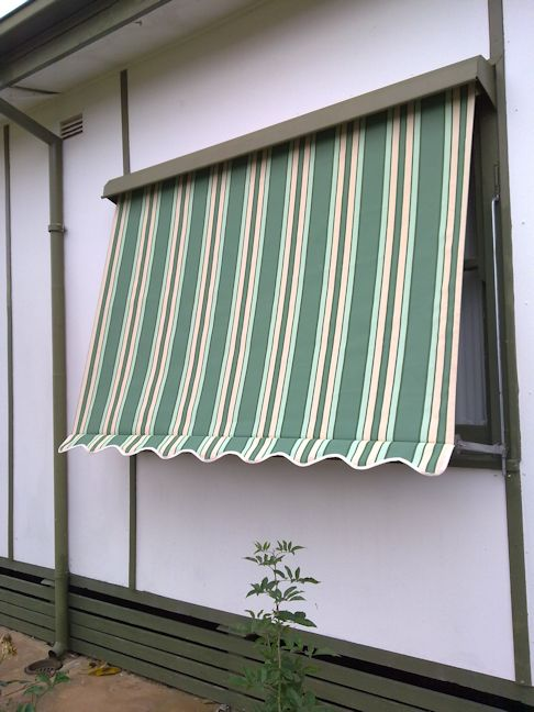 Auto Canvas Blinds
