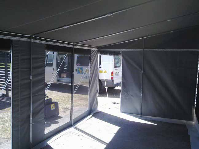 Roll Out Awnings Supply and Install