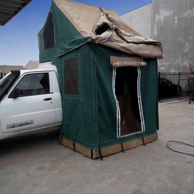 Custom Tent Trailer Annexes