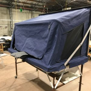 custom bed section for 4wd