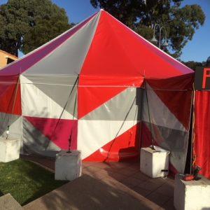 The Pocket Tent Adelaide Fringe