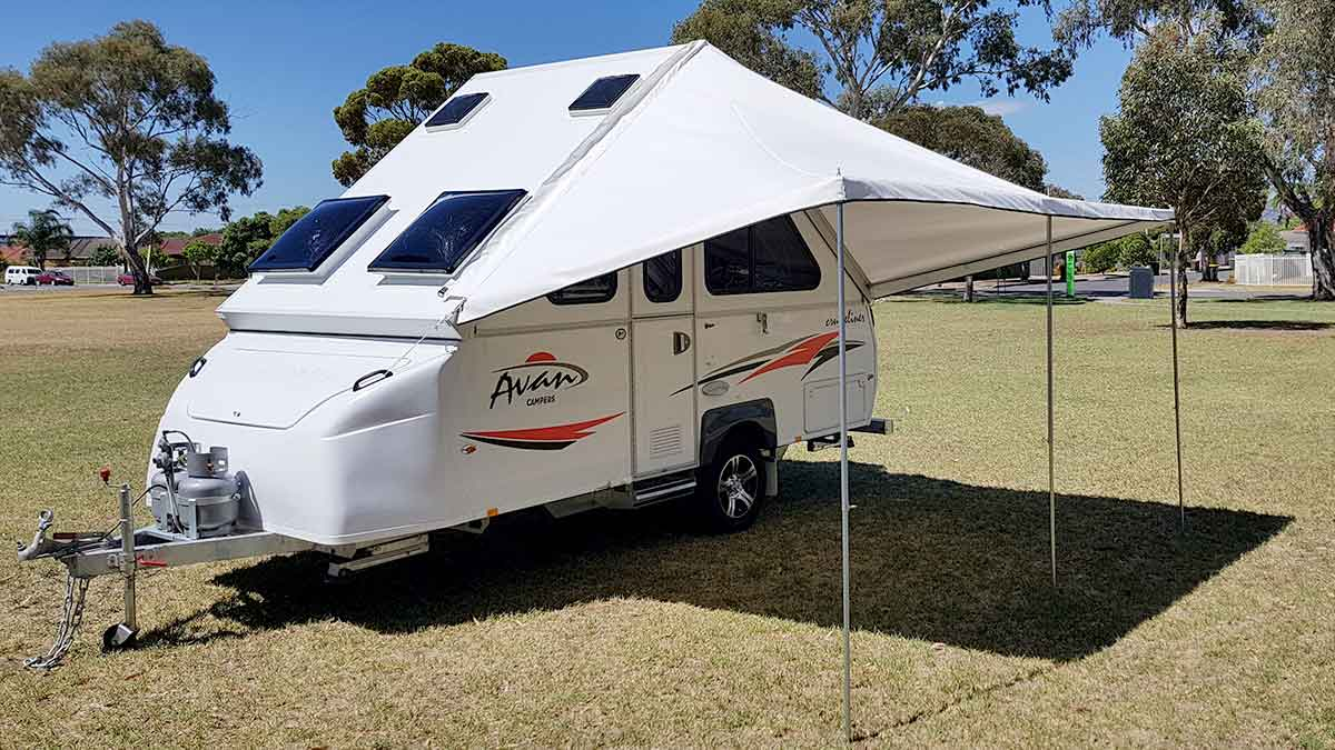Avan Awnings Adelaide Annexe Amp Canvas