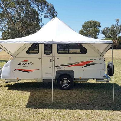 Wind Up Campers Adelaide Annexe Amp Canvas